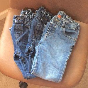 The Children's Place: Boot cut pants, size 5T